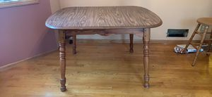 Wood kitchen table for Sale in Saint Paul, MN