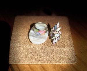 Pastel design ring set. for Sale in San Diego, CA