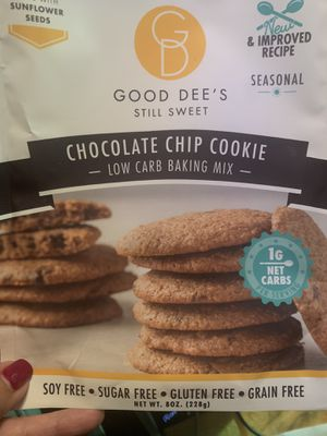 Keto cookie mix for Sale in Fontana, CA