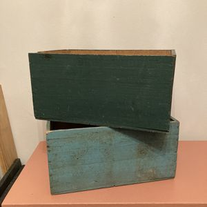 Vintage Crates for Sale in White Plains, NY