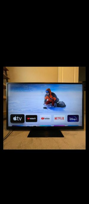 Sharp Aquos 60 inch TV with Amazon fire stick for Sale in Hillsboro, OR