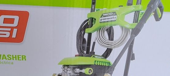 Greenworks 1800psi Pressure Washer. Brand New. for Sale in Portland,  OR