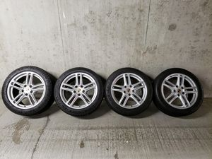 "Porsche Panamera 19"" OEM wheels Michelin Alpin Tires for Sale in Redmond, WA"