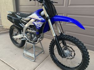 2019 Yamaha YZ250F motocross off-road motorcycle for Sale in Glendale, AZ