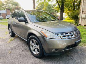 Nissan Murano for Sale in Midlothian, VA