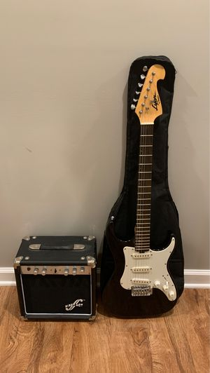 Electric Lyon Guitar w/ First Act Speaker for Sale in Inwood, WV