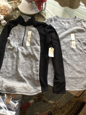 Brand new man and woman winter sweater size large Both brand new with tags Both large Paid $22 each Asking $20 for both for Sale in Modesto, CA