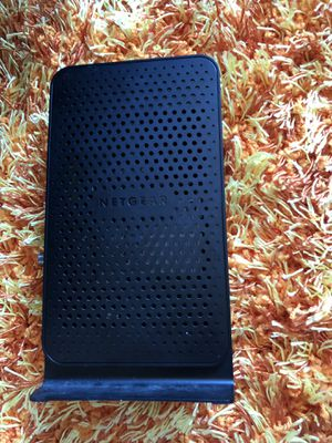 netgear C3700 wifi modem router for Sale in Newark, CA