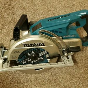 Brand New Makita 7 And 1/4 36 Volt Cordless Saw No Batteries No Charger $150 Firm for Sale in Auburn, WA