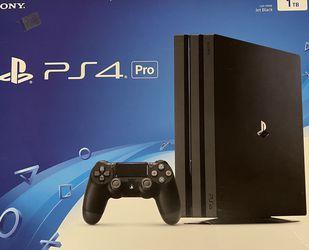 Sony ps4 Pro 1TB for Sale in La Mesa,  CA