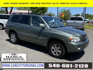 2007 Toyota Highlander for Sale in Fredericksburg, VA