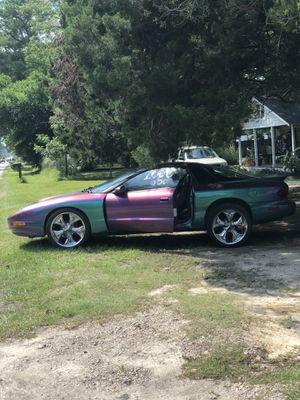 95 Pontiac Firebird (hatchback T-top) for Sale in Waycross, GA