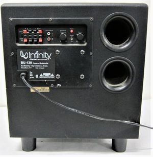 """Infinity Subwoofer -12"""" Woofer - Excellent Condition for Sale in Aurora, CO"""