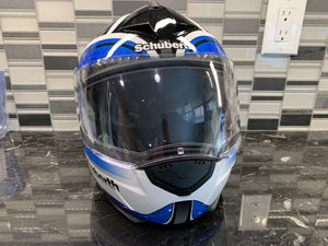 Schuberth C3 Pro Motorcycle Helmet with SRC Communication System for Sale in Monroe, WA