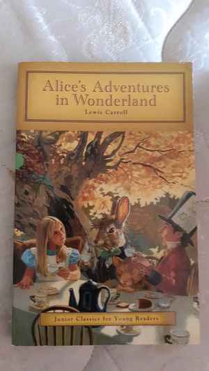 Alice in Wonderland book for Sale in Erie, PA