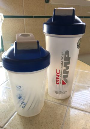 Blender Shaker bottles for Sale in Whittier, CA