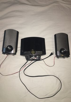 GPX HM3817DTBK Home Music System with Remote and AM/FM Radio for Sale in Wichita, KS