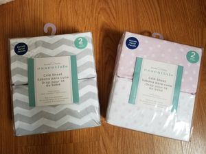 Baby crib sheets sets for Sale in Brentwood, PA