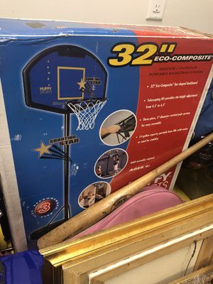 Brand New Never Used Basketball Hoop for Sale in Miami, FL
