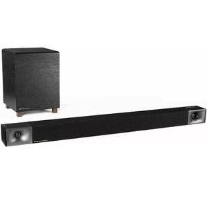 "Klipsch BAR40 2.1-Channel Bluetooth Soundbar System 6-1/2"" Wireless Subwoofer for Sale in Houston, TX"