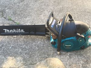 Makita DCS 6421 / Dolmar professional chainsaw for Sale, used for sale  Roswell, GA