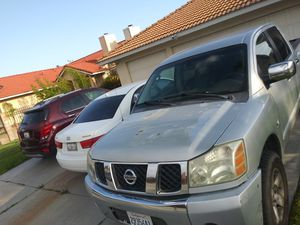 04 Nissan Titan for Sale in Fontana, CA