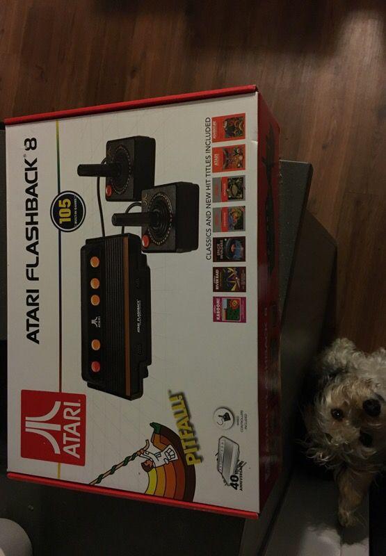 Atari Flashback 8 gaming system