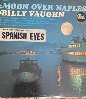 "Moon Over Naples by Billy Vaughn ""Spanish Eyes"" vinyl for Sale in Rio Linda, CA"