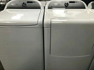 Washer and Dryer Set -- We Deliver! for Sale in Dallas, TX