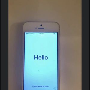 iPhone 5s AT&T Unlocked 16G Firm Price for Sale in Kennewick, WA