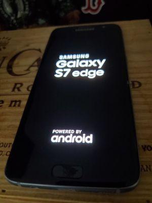 Samsung Galaxy s7 edge boost mobile for Sale in Grafton, MA