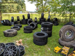 $20 Used $40 New Tires! * Cash or Credit Cards Accepted. for Sale in Crescent Township, PA