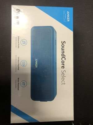 Anker soundcore select Bluetooth speaker for Sale in San Diego, CA