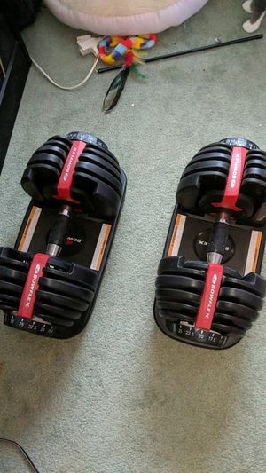 Bowflex dumbbells for Sale in Brooklyn, NY