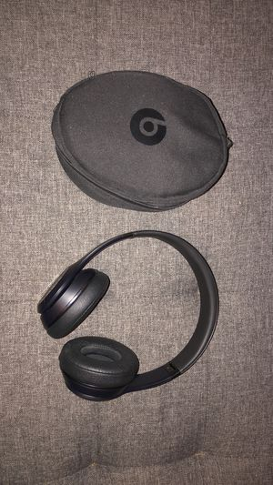 Beats Solo 3+ Wireless Headphones for Sale in Denver, CO