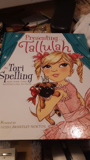 Presenting Tallulah by Tori Spelling for Sale in Neenah, WI