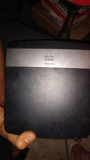 Cisco Linksys e2500 for Sale in Vista, CA