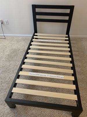 Twin Bed Frame for $70 for Sale in Danbury, CT