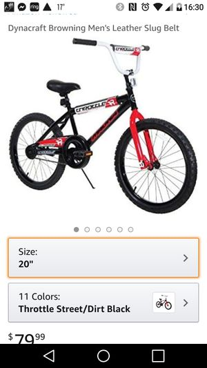"New 20"" bike for Sale in Columbus, OH"
