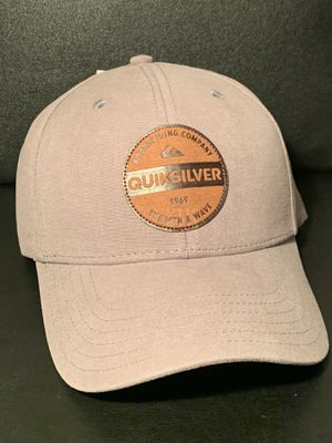 Quiksilver Blues Buster Mens Snapback Cap Hat for Sale in San Jose, CA