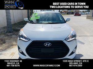 2015 Hyundai Veloster for Sale in Wasco, CA