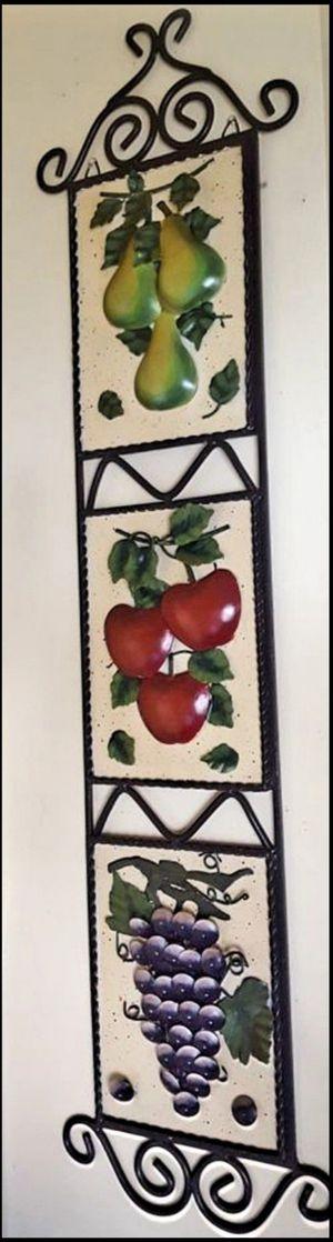 Placa de frutas 🍎🍐🍇 de home Interior for Sale in Los Angeles, CA