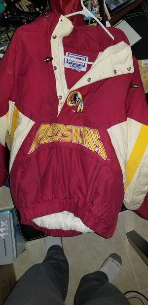 Vintage Redskins starter jacket size medium for Sale in Arlington, VA
