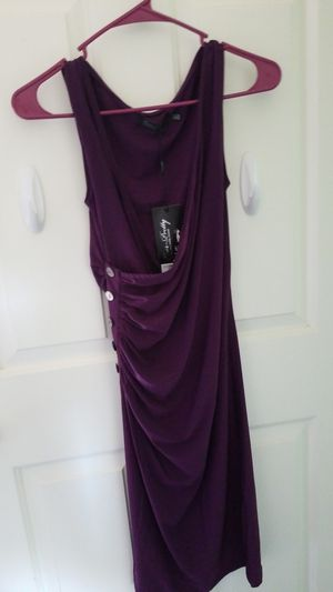 Purple cocktail dress for Sale in Perkasie, PA