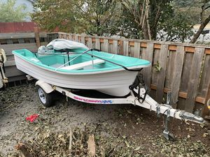 10 foot boat for Sale in Troutdale, OR