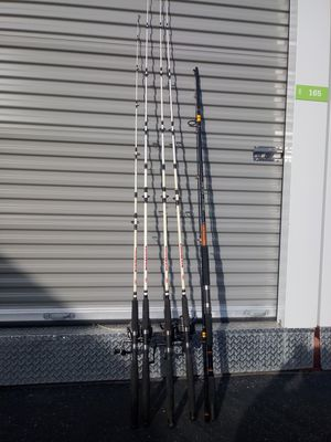 Fishing Rods and Reels for Sale in Des Plaines, IL