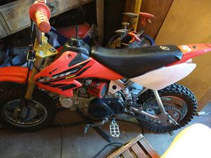 Honda Crf 50 with 80 bore kit for Sale in Las Vegas, NV