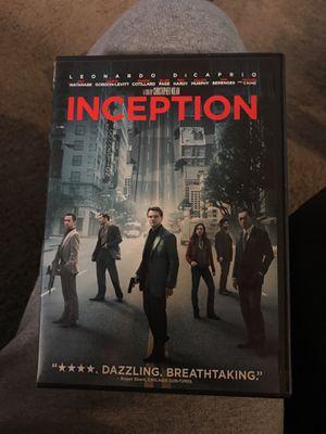 Inception DVD for Sale in Wichita, KS