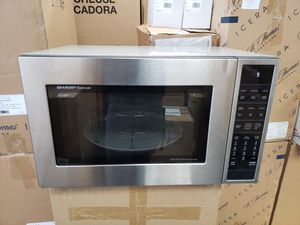 Brand new Sharp microwave mod:SMC1585BSA for Sale in Lake View Terrace, CA