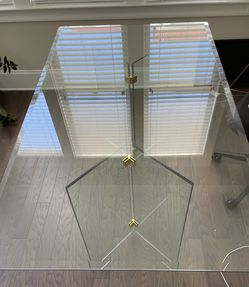 Glass Office Table for Sale in Decatur,  GA